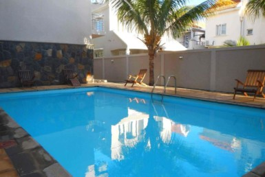 Apartment for rent in residence with pool