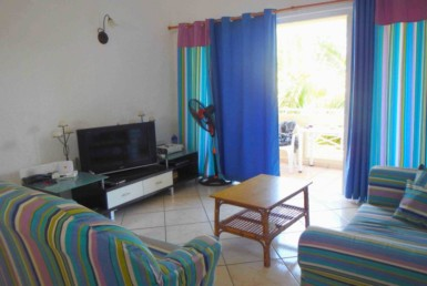 Apartment for rent in secure residence in Mauritius