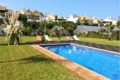 Upscale villa for sale in Dar Bouazza Morocco
