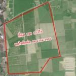 Land for sale near Chonburi city in Thailand