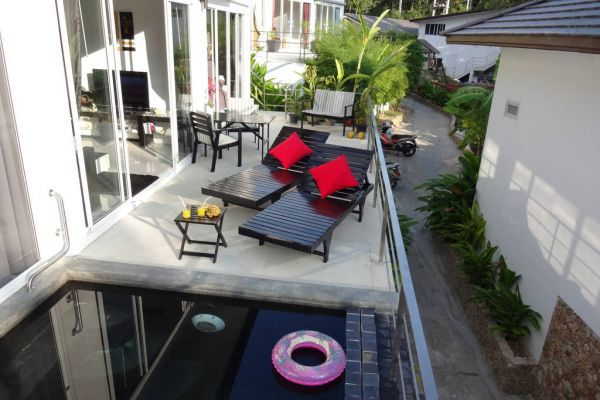 Affordable villa for sale in Chaweng Koh Samui