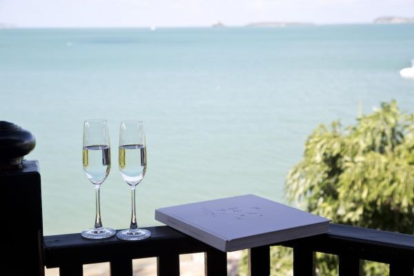 Beachfront business hotel for sale in Koh Samui