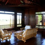 Javanese style villa for rent in Bali Indonesia