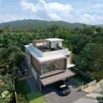 13483 - 4 bdr Villa Chiang Mai - Hang Dong