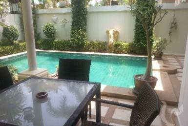 6681 - 1 bdr Villa Pattaya - Pratumnak