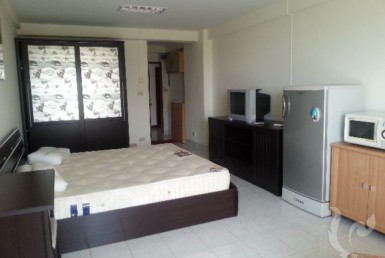 6559 - Studio for rent in Pattaya - Jomtien