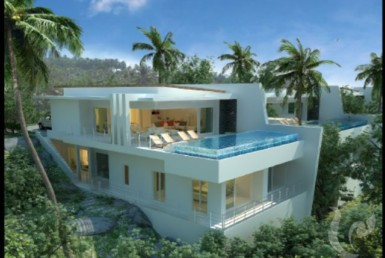 6964 - 4 bdr Villa for sale in Samui - Bangrak