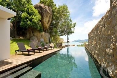 6898 - 3 bdr Villa for sale in Samui - Choengmon