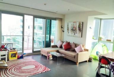 14411 - 2 bdr Condominium for rent in Bangkok - Riverside