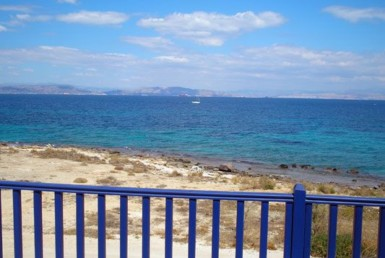 Seafront house for sale in Greece