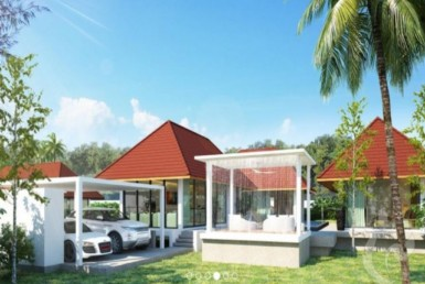 14953 - 3 bdr Villa for sale in Samui - Choengmon