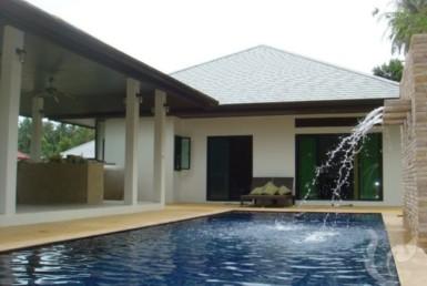14952 - 3 bdr Villa for sale in Samui - Maenam