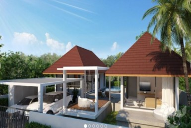14950 - 2 bdr Villa for sale in Samui - Choengmon