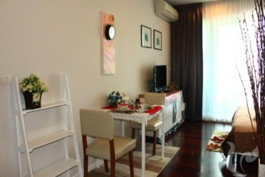 14958 - Studio for rent in Bangkok - Petchburi