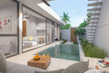 14974 - 2 bdr Villa for sale in Samui - Maenam