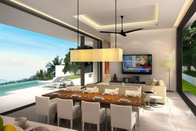 15049 - 4 bdr Villa for sale in Samui - Maenam