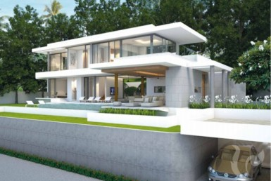 15048 - 5 bdr Villa for sale in Samui - Maenam