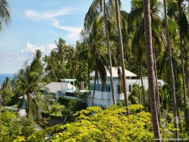 15045 - 5 bdr Villa for rent in Samui - Laem Set