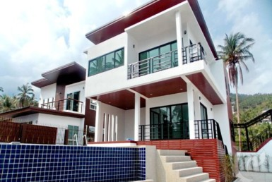15085 - 4 bdr Villa for sale in Samui - Lamai