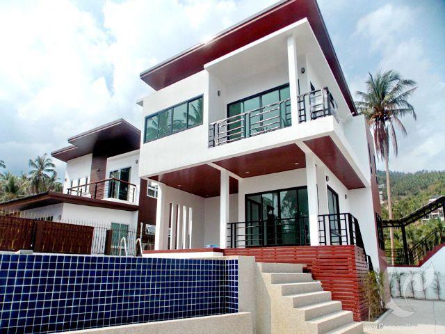 15085 - 4 bdr Villa for sale in Samui - Lamai