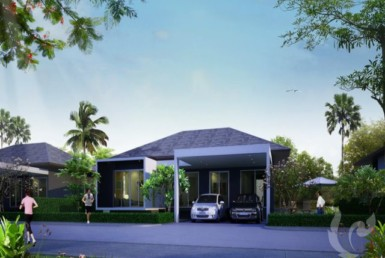 15072 - 3 bdr Villa for sale in Phuket - Laguna