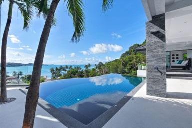 Cape Panwa sea view villa for rent