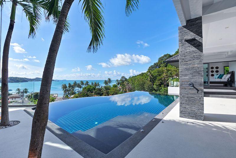 Cape Panwa sea view villa for rent