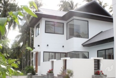 15117 - 3 bdr Villa for sale in Samui - Ban tai