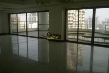 Bangkok Phrom Phong - Huge condominium with private pool for Rent [ABKR1669FR]