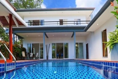 15140 - 3 bdr Villa for sale in Phuket - Kamala