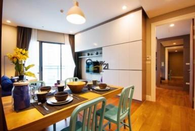 Bangkok Phrom Phong - Modern condominium for Rent [ABKR1227SP]