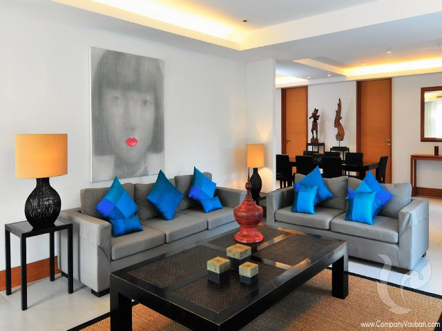 14951 - 3 bdr Condominium for sale in Phuket - Naithon