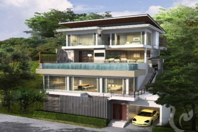15175 - 2 bdr Villa for sale in Samui - Bang Po
