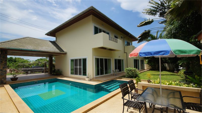 Chalong house for rent