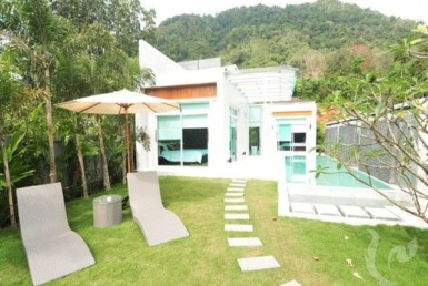 15258 - 2 bdr Villa for rent in Phuket - Kamala