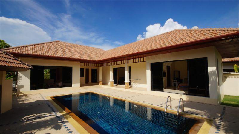 Chalong half-priced villa
