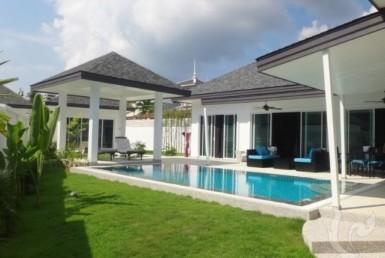 15337 - 4 bdr Villa for sale in Phuket - Rawai