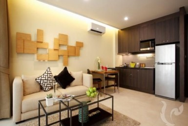 7077 - 1 bdr Condominium for sale in Phuket - Patong