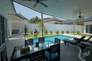 6615 - 4 bdr Villa for sale in Phuket - Rawai