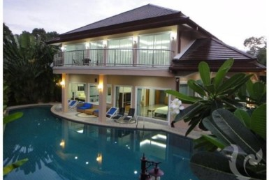 15277 - 3 bdr Villa for rent in Phuket - Kamala