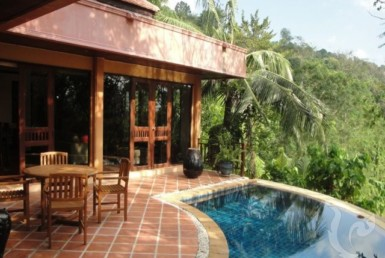 15274 - 2 bdr Villa for rent in Phuket - Kamala