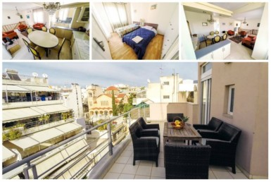 Apartment for rent in Athens near Acropolis