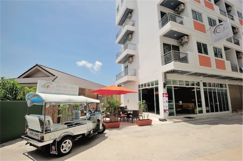 Business for sale in Phuket: Patong boutique hotel