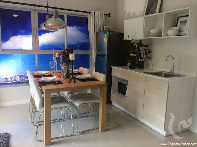 15627 - 2 bdr Condominium for sale in Hua Hin - Floating Market