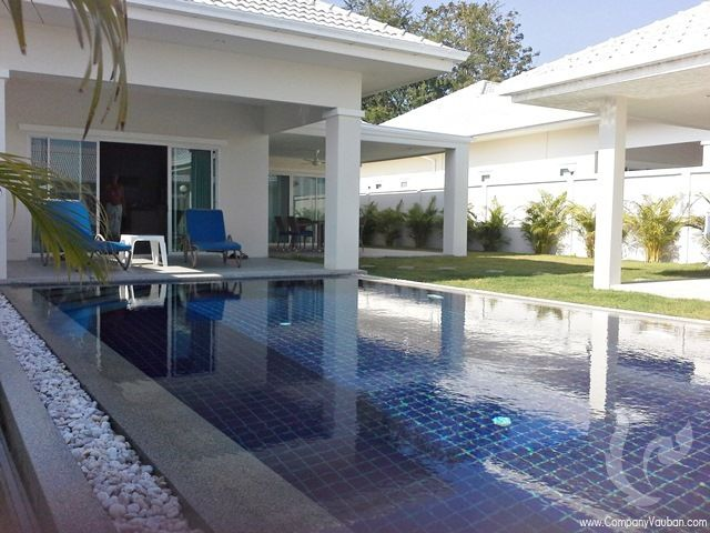 15562 - 3 bdr Villa for sale in Hua Hin - Mountain