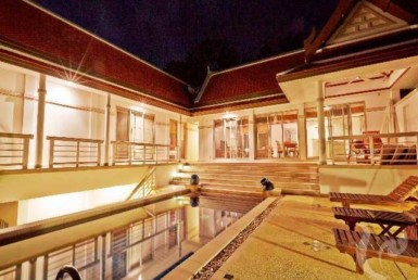 15539 - 3 bdr Villa for rent in Phuket - Kata