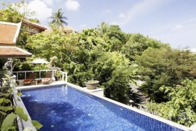 15536 - 3 bdr Villa for rent in Phuket - Kata