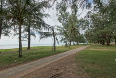 Land near beach for sale in Phuket