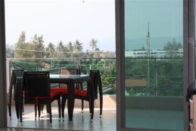Studio for sale in Phuket with view on Andaman Sea