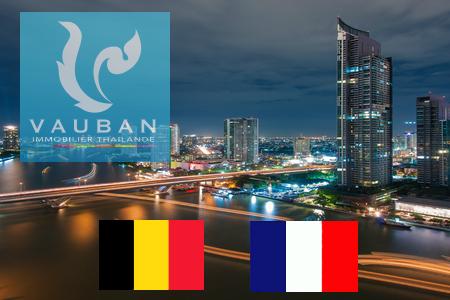 Investissement immobilier en Thaïlande : conférence à Paris et Bruxelles